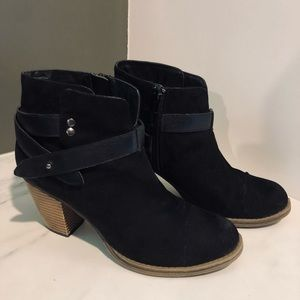 Steve Madden ankle boots size 7.5